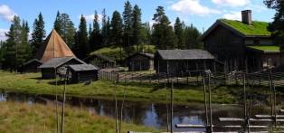 Jonas i Sälen Game Fair, Game Fair 2016, jaktmässa, fiskemässa, Jonas i Sälen, Lindvallens Fäbod, hunt, hunting