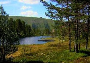 Put n Take, fiske, Sälen, Lindvallens Fäbod