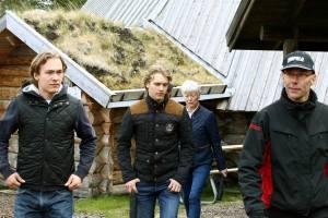 Game Fair, jaktmässa, fiskemässa, Jonas i Sälen