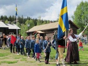 Jonas i Sälen Game Fair, Olnispagården, Sälens by, Jonas i Sälen, Transtrands hembygdsförening