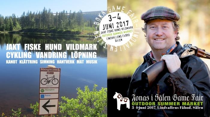 jaktmässa, jaktmässa sälen, fiskemässa, fiskemässa sälen, outdoor sälen, outdoormässa, vandring, cykling, löpning, jonas i sälen game fair