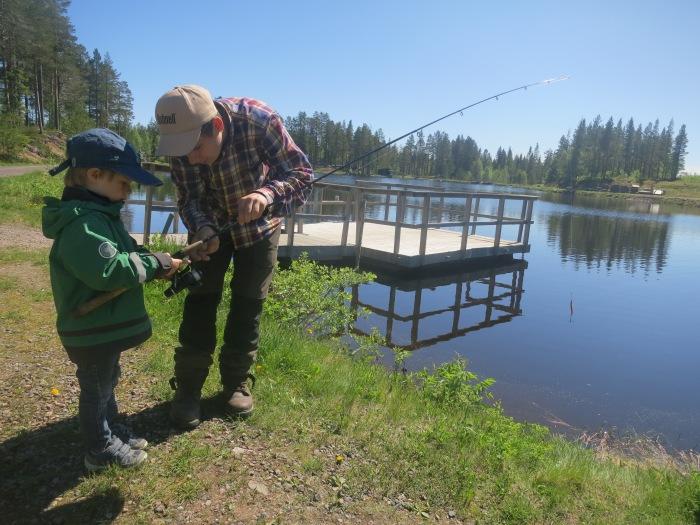 Jonas i Sälen Game Fair, jaktmässa, fiskemässa, skytte, Sälen, Ödemarksjägarn, Lindvallens Fäbod