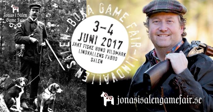 Jonas i Sälen, Jonas i Sälen Game Fair, jaktmässa, gamefair 2017, Lindvallen, Lindvallens Fäbod, älg, älgjakt, Sälen