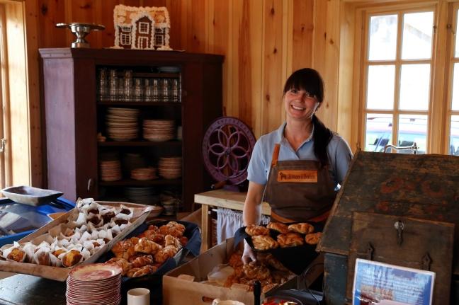 lindvallens fäbod, jonas i sälen, café, lunch, middag, gamefair, outdoor summer market, Sälen