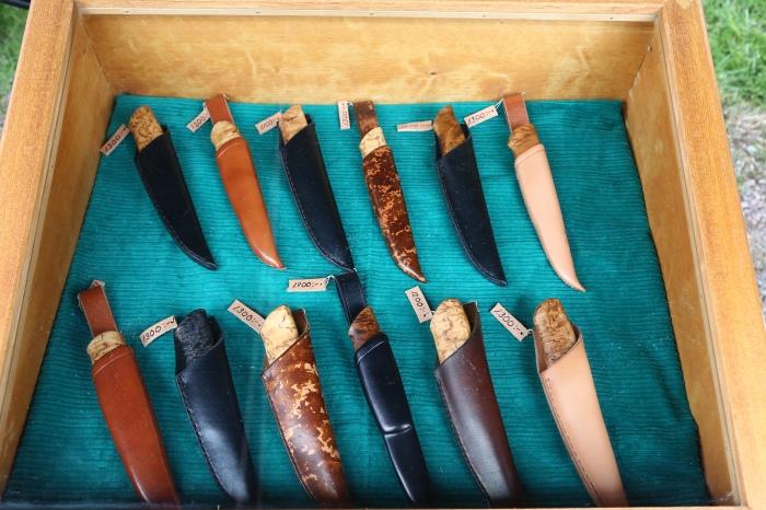Ask Lasse, hantverk Sälen, Yamaha, PAW, Bävern, knivslöjd, Lyofood, flugbindning, Buster, Line Trap