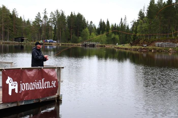 Jonas i Sälen Game Fair - Outdoor Summer Market 2017, jaktmässa, fiskemässa, outdoor sälen, lindvallens fäbod, hund, björn, flugfiske, vildmark, Jocke Smålänning, game fair