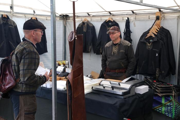 Edvardson, Sälen, Malungsfors, jaktmässa, jakt sälen, gamefair sälen, skinn, läder, jaga i sälen, Dalarna