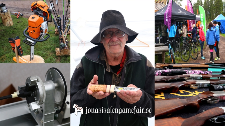 Jonas i Sälen Game Fair, gamefair sälen, gamefair 2018, outdoor sälen, friluftsliv, vildmark sälen, vildmarksmässa, jaktmässa sälen, fiskemässa sälen, mässa sälen, Jonas i Sälen, jakt, fiske, cykel, löpning, träning, vandring, kanot, klättring, hiking sälen, Dalarna