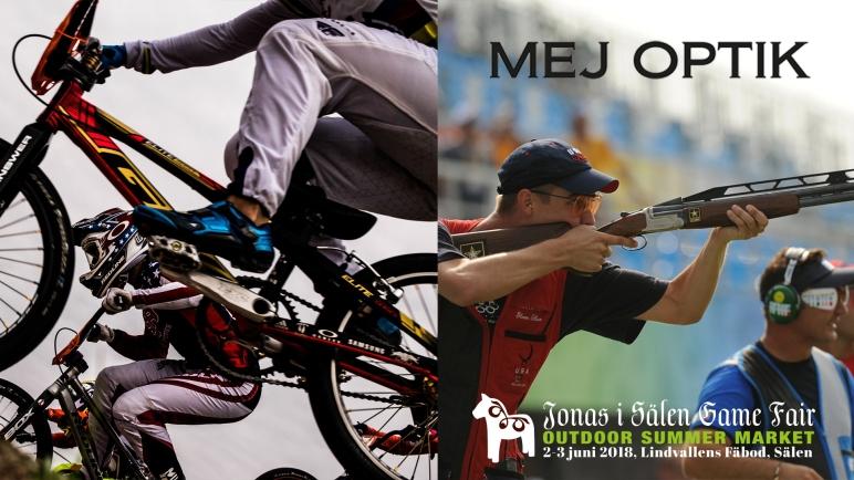 Mejoptik, cykling, landsvägsscykling, mountainbikecykling, cykelglasögon, skytte, lerduveskytte, jaktmässa, fiskemässa, outdoormässa, Jonas i Sälen Game Fair, mässa Sälen, jaktmässa sälen, fiskemässa sälen, Jonas i Sälen, optiker, glasögon, Mej Optik